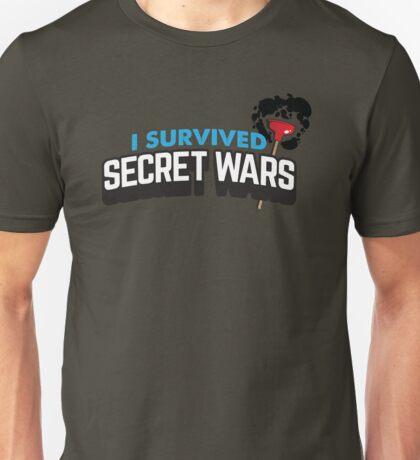 I SURVIVED SECRET WARS T-Shirt