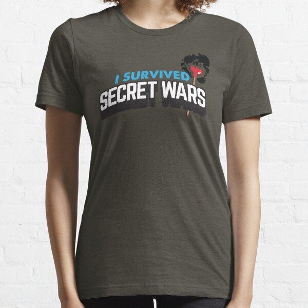 I SURVIVED SECRET WARS Essential T-Shirt