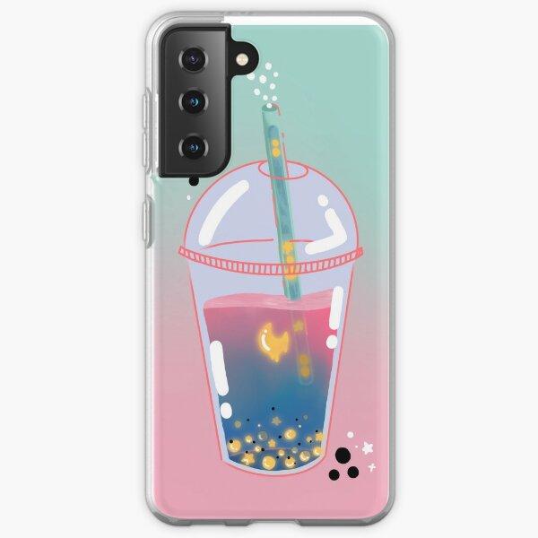 Moon boba Samsung Galaxy Soft Case