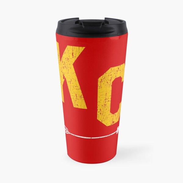 KC Kansas City Fan Travel Mug