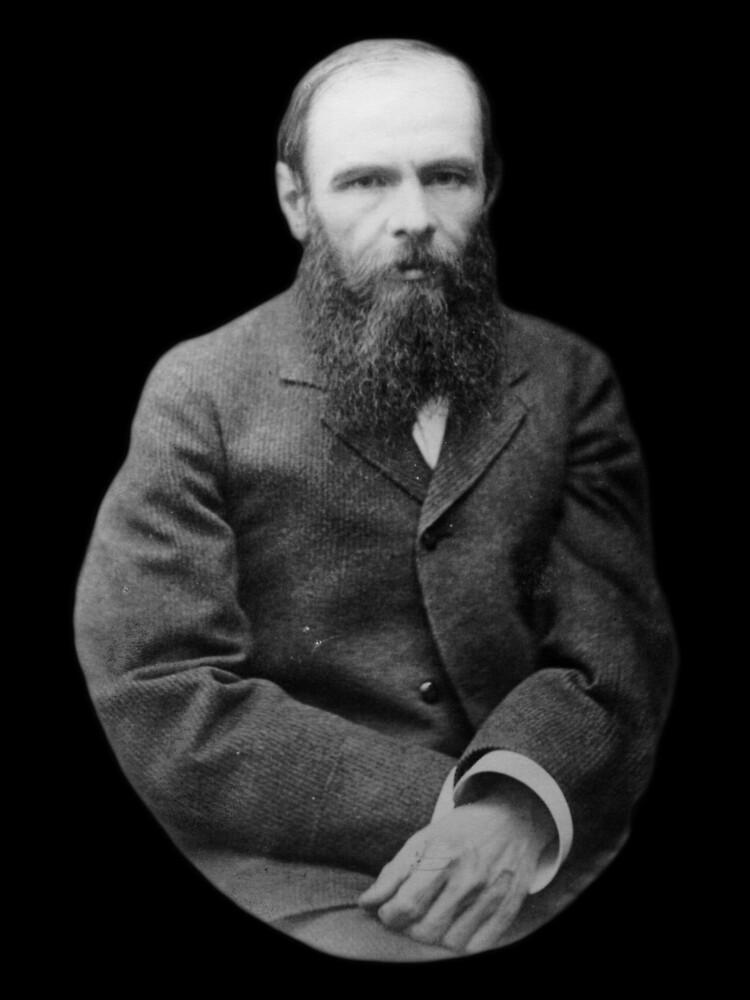 Fyodor Dostoevsky by marisaurus
