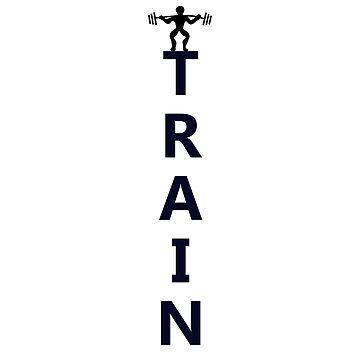 TRAIN by Aeggers