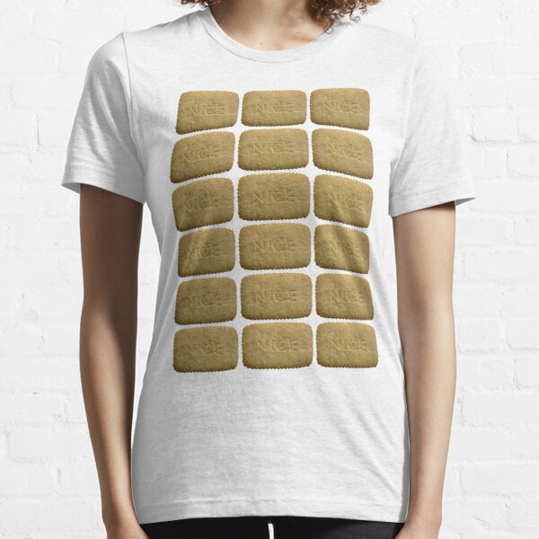 Nice Biscuits Essential T-Shirt