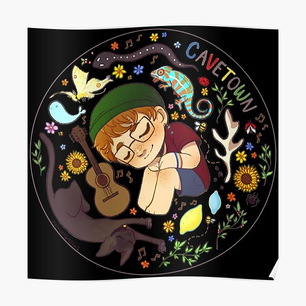 Cavetown - Robbie in the Round Poster