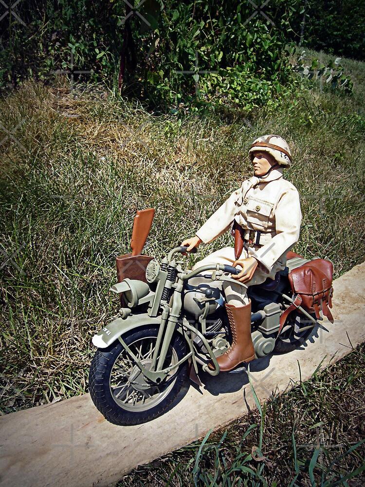 ~Motorcycle Joe~ by FrankieCat