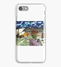 The Lost Coast Woman iPhone Case/Skin