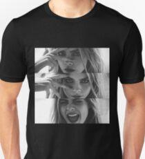 Camiseta unisex Cara Delevigne