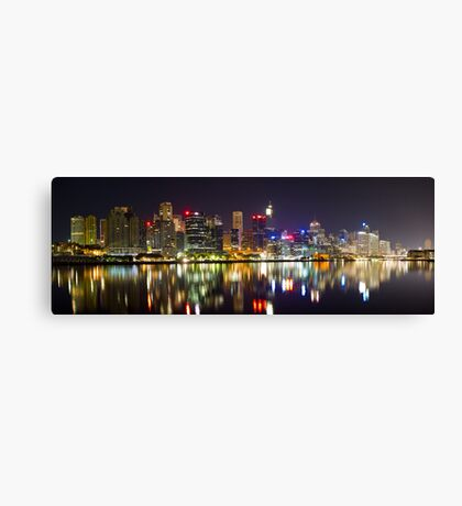 The West Side Canvas Print