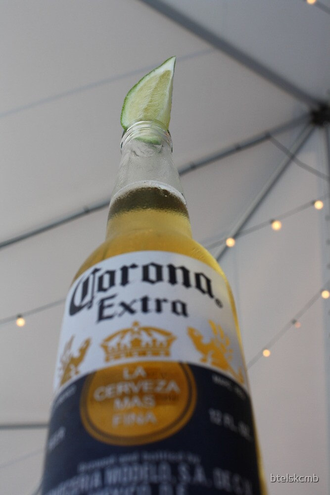 Corona Beer by btelskcmb