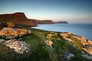 Neist Point, Isle of Skye by Michael Treloar