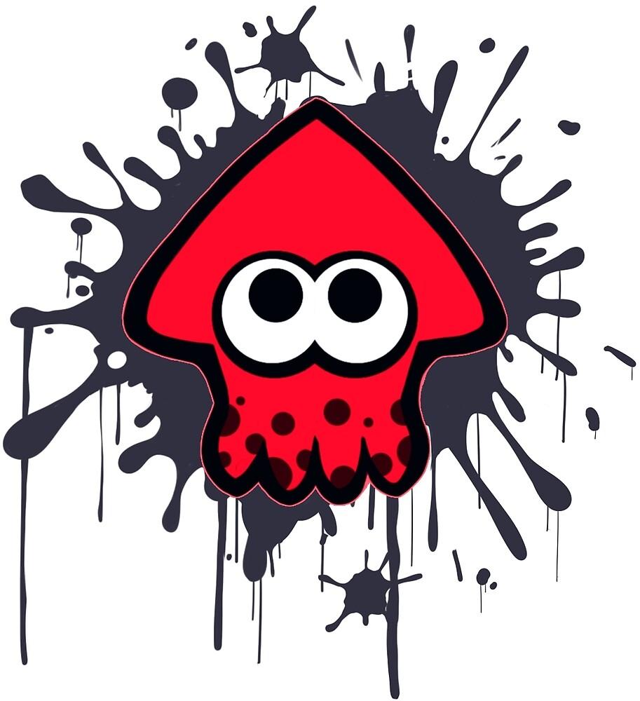 Splatterhouse - Red Squid by VIPGaming