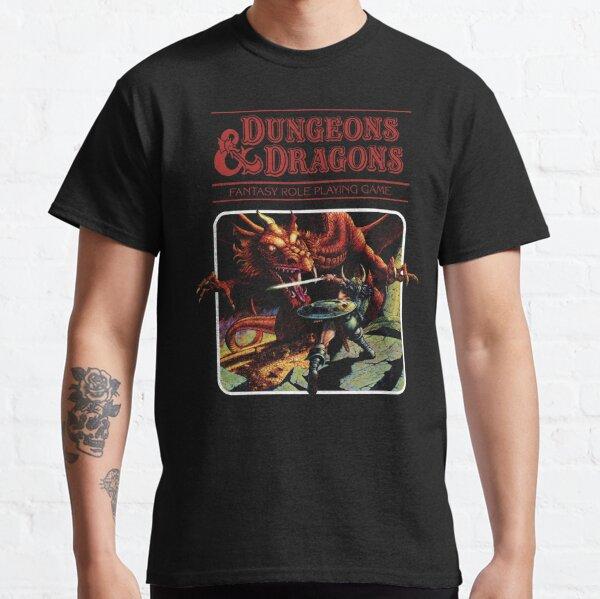Dungeons & dragons Classic T-Shirt