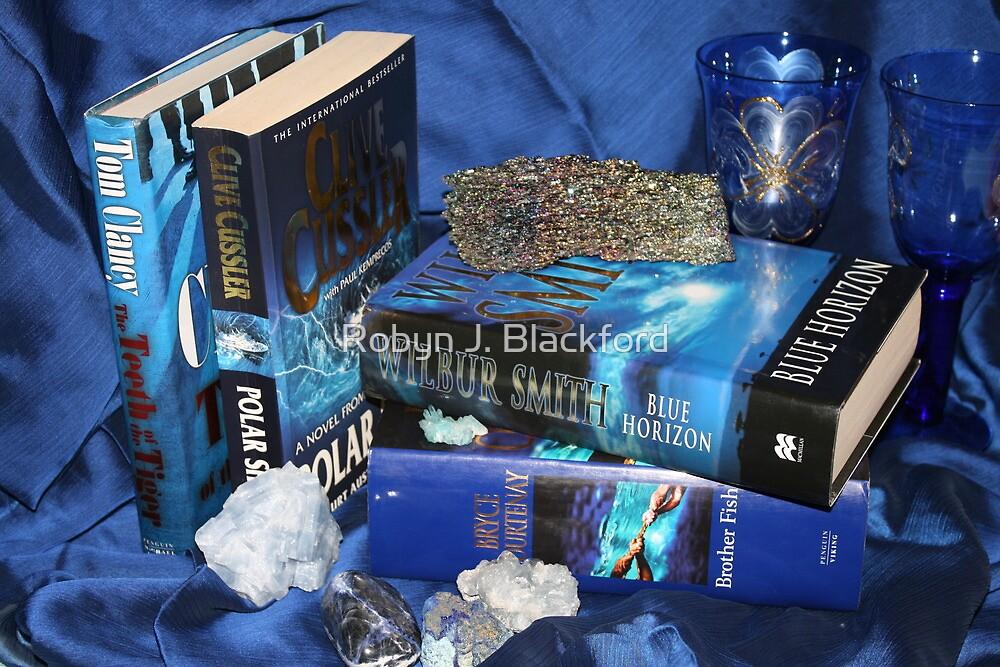Still Life - Study in Blue by aussiebushstick