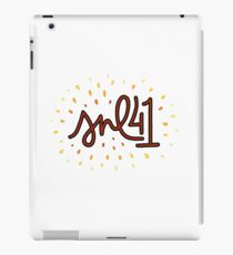 SNL Season 41 iPad Case/Skin