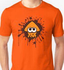 Splatterhouse - Orange Squid Unisex T-Shirt