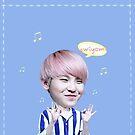 KPOP SEVENTEEN sticker set - Woozi(2) by yutong