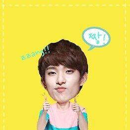 KPOP SEVENTEEN sticker set - DK by yutong