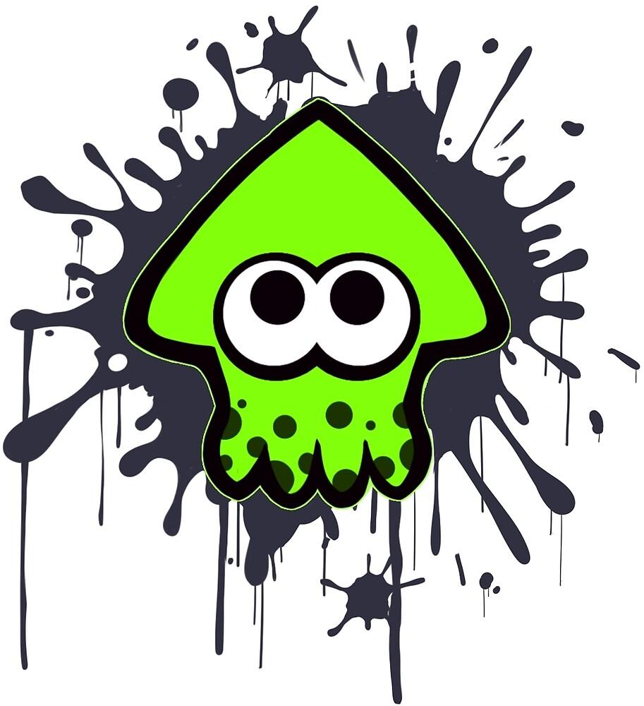 Splatterhouse - Green Squid by VIPGaming