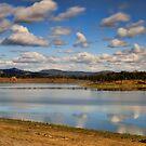 Wyaralong Dam Scenic Rim by Kym Howard
