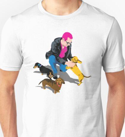 Alma Park Dachshunds T-Shirt