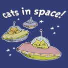 Space cats by Bloomin'  Arty Families