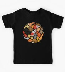 For The Love Of Goldfish Kids Tee