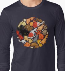For The Love Of Goldfish Long Sleeve T-Shirt