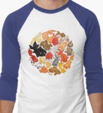 For The Love Of Goldfish Men's Baseball ¾ T-Shirt