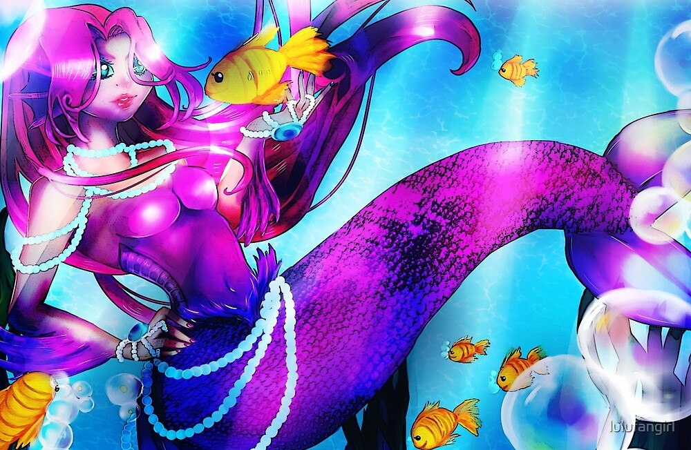 :Mermaid: by lulufangirl