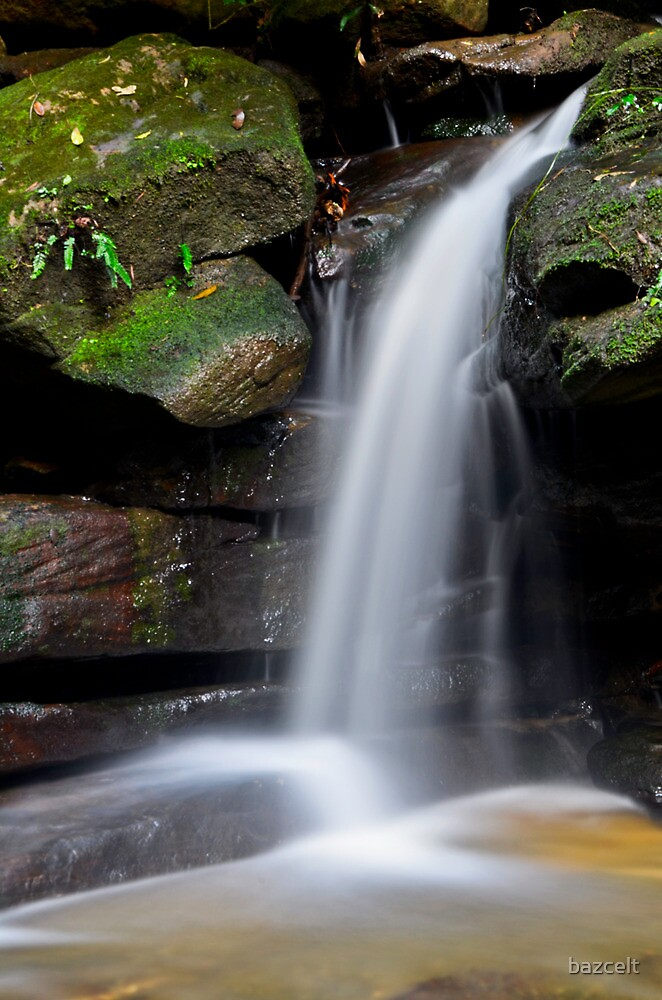 Solo Jet, Somersby Falls by bazcelt