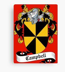 Campbell Canvas Print