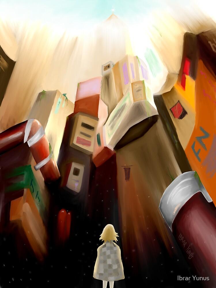 TIMA- Robotic Angel by Ibrar Yunus