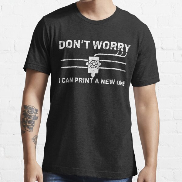 3D Printing 3D Printer Essential T-Shirt