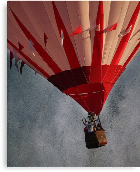 Up Up And Away . . . by Renee Blake