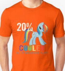 20% cooler in 10 seconds flat T-Shirt