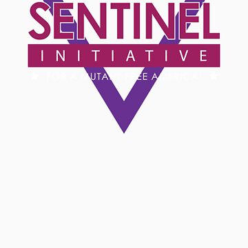 Support the Sentinel Initiative by absinthetic
