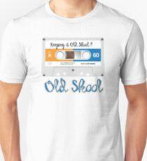 Old Skool Cassette T-Shirt Unisex T-Shirt