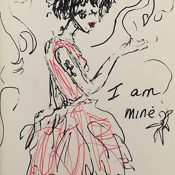 I am Mine by dinayardsale