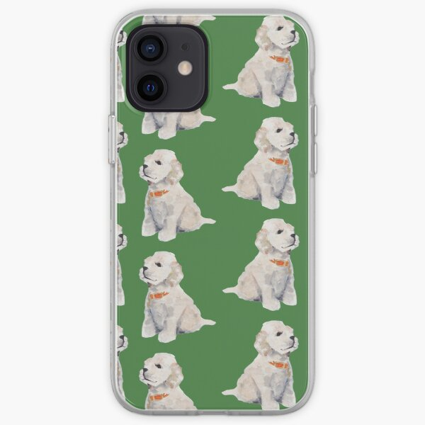 Cockapoo Pups iPhone Soft Case