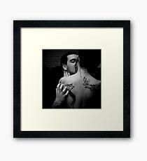 Passionate Love Framed Print