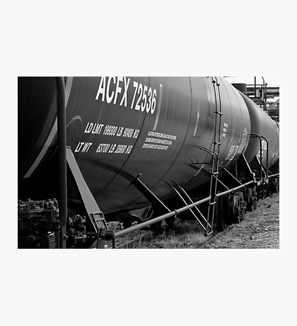 The Rail Yard  Photographic Print