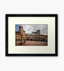 Arezzo Framed Print