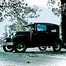 Ford Model A by Benjamin Sloma