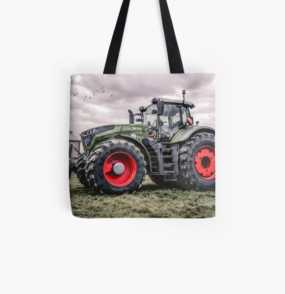 Fendt 1050 Vario  All Over Print Tote Bag