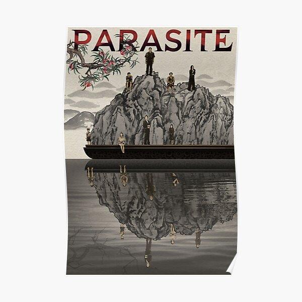 Parasite - HIGH QUALITY Poster