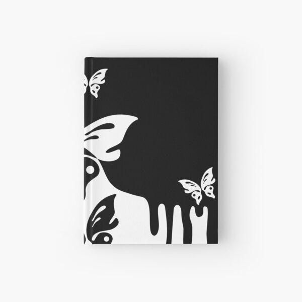 Tiere Natur - Spritzer Tattoos mit Schmetterlingen 2 Notizbuch