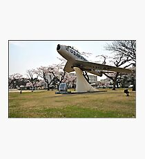 Retired Air Force Aircraft Photographic Print