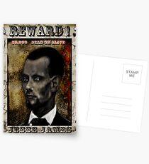 Criminal Minds Postcards | Redbubble