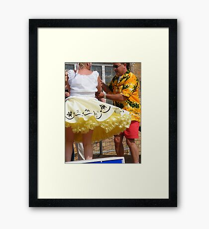 Rock and Rollers 2 Framed Print