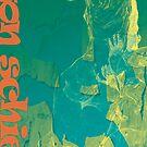 Egon Schiele Poster 01 by C. Rodriguez